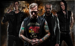Vuoden kovin industrial-kiertue Suomeen – Combichrist, Lord Of The Lost ja Filter kesäkuussa Helsingissä, Tampereella ja Turussa