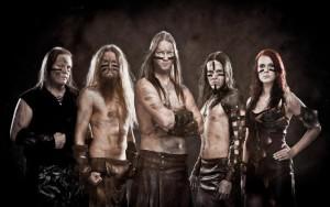 Ensiferum, Turisas, Thaurorod @ The Circus, Helsinki 20.4.2014