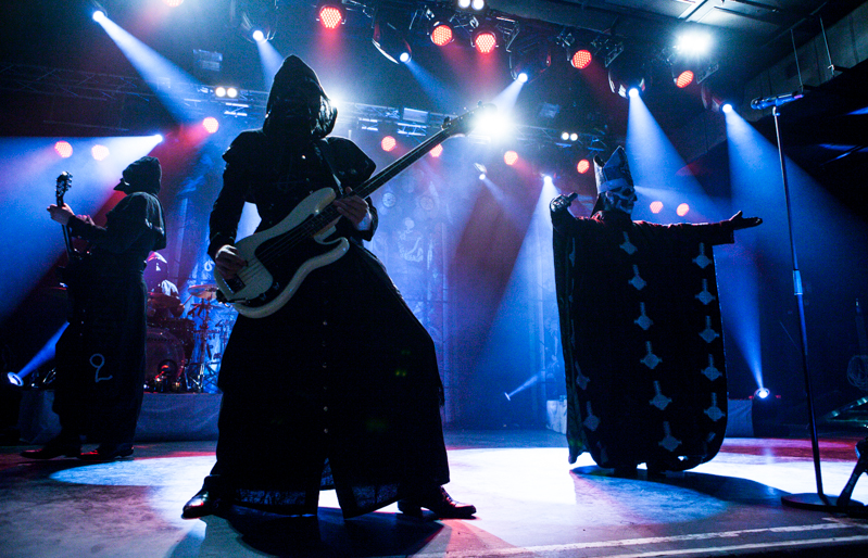 Ghost, Dead Soul, Night @ The Circus, Helsinki 13.12.2013