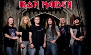 Iron Maiden 2013