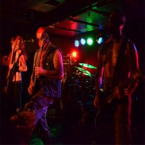 Mörbid Vomit rumpali jätti yhtyeen