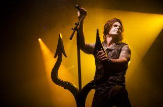 Black metal -ruhtinas Satyricon klubikiertueelle Suomeen maaliskuussa
