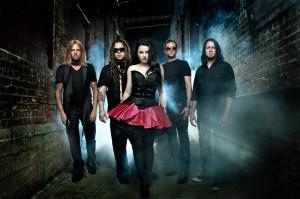 Evanescencen vokalisti haastoi levy-yhtiön oikeuteen