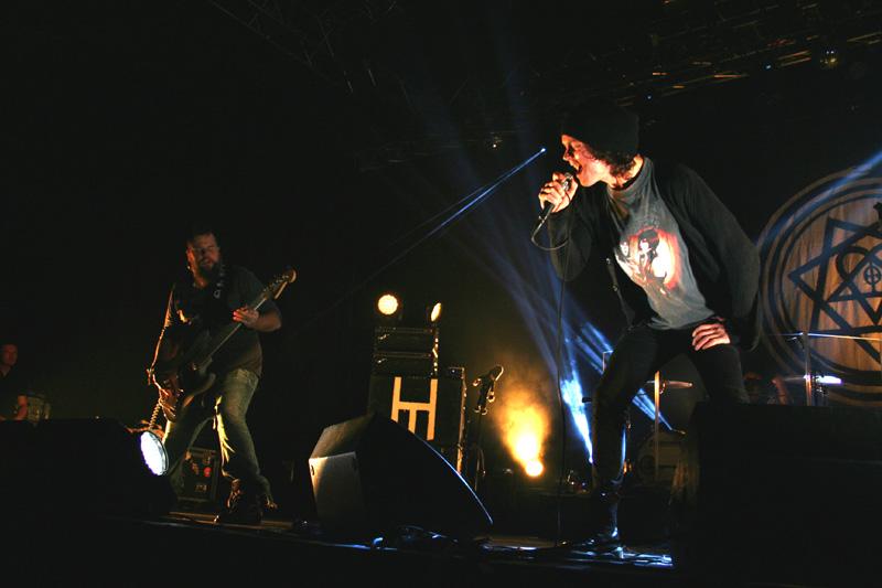 Helldone Festival – HIM, Pertti Kurikan Nimipäivät, Beastmilk & Odalisque – Club Teatria, Oulu 28.12.2013