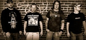 Negative Sky kiinnitetty Rockarmy Recordsille