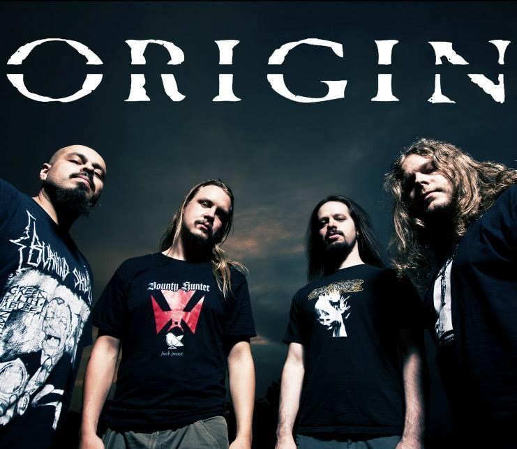 Origin kiinnitetty Agonia Recordsille
