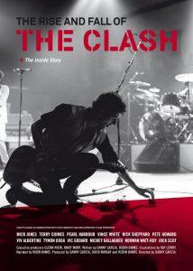 The Clashista dokumentti maaliskuussa