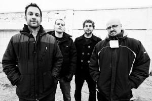 Dead Ending kiinnitetty Bridge Nine Recordsille