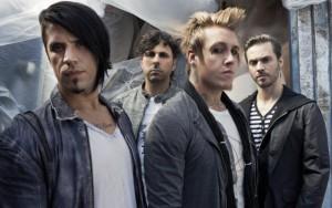 Papa Roach 2014