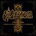 Saxonilta livealbumi maaliskuussa