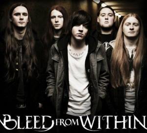 Bleed From Withinilta uusi musiikkivideo