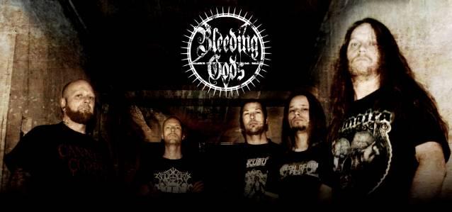 Bleeding Gods kiinnitetty Punishment 18 Recordsille