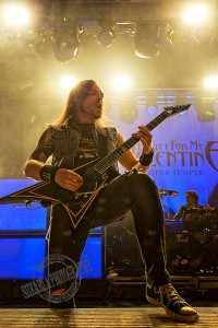 Bullet For My Valentine The Circus 2014 2