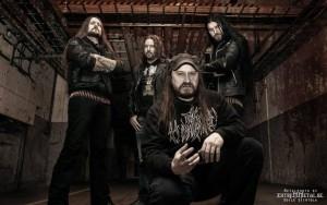 Entombed, Unleashed sekä Necrophobic jäseniltä uusi yhtye Fireborn