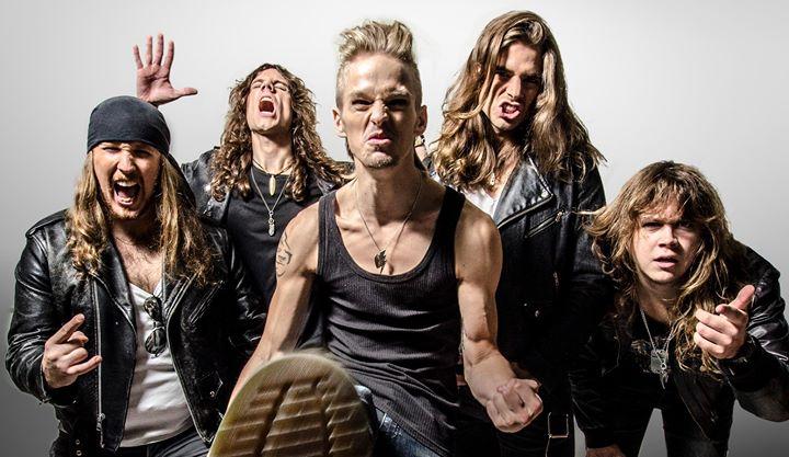 Ruotsalainen raskaan rockin jyrä H.E.A.T. julkaisi uuden kappaleen tulevalta albumiltaan