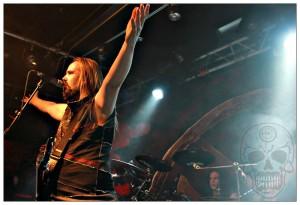 Metsatöll, Kuolemanlaakso, Soul Thrower @ On the Rocks, Helsinki 14.3.2014