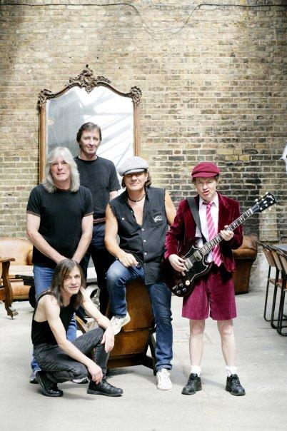 AC/DC sai uuden albuminsa nauhoitukset valmiiksi