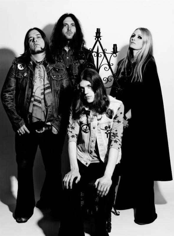 Electric Wizardin tulevan albumin kansitaide julki