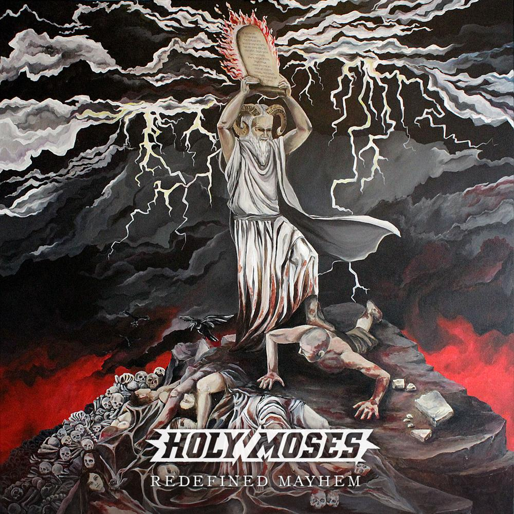 Holy Moses – Redefined Mayhem