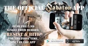 Sabaton Application 2014