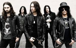 Slash sai valmiiksi tulevan sooloalbuminsa