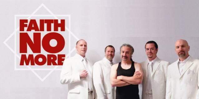 Faith No Morelta uusi levy keväällä