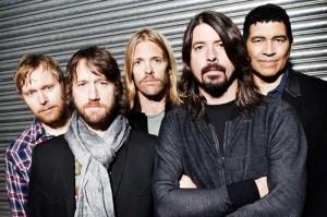 Foo Fighters tulossa Suomeen kesäkuussa?