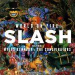 Slash julkaisi uuden albumin tiedot