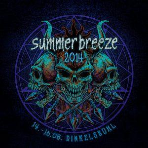Summer Breeze Open Air Saksan Dinkelsbühlissä elokuussa