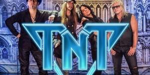 TNT vokalisti jätti yhtyeen