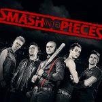 Ruotsalainen hardrock-yhtye Smash into Pieces lokakuussa Suomeen