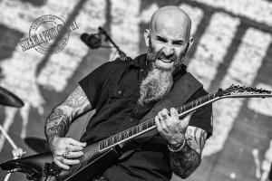 """Tätä mieltä Anthraxin entinen vokalisti Neil Turbin on yhtyeen tuoreesta """"For All Kings"""" -albumista"""
