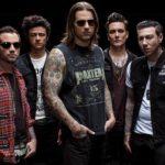 Avenged Sevenfold tammikuussa kiertueelle Englantiin yhdessä Disturbedin sekä In Flamesin kanssa