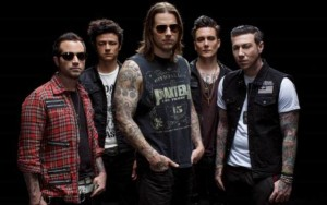 Avenged Sevenfold 2014
