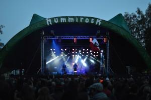 Behemoth (päälava) Nummirock Live 2014