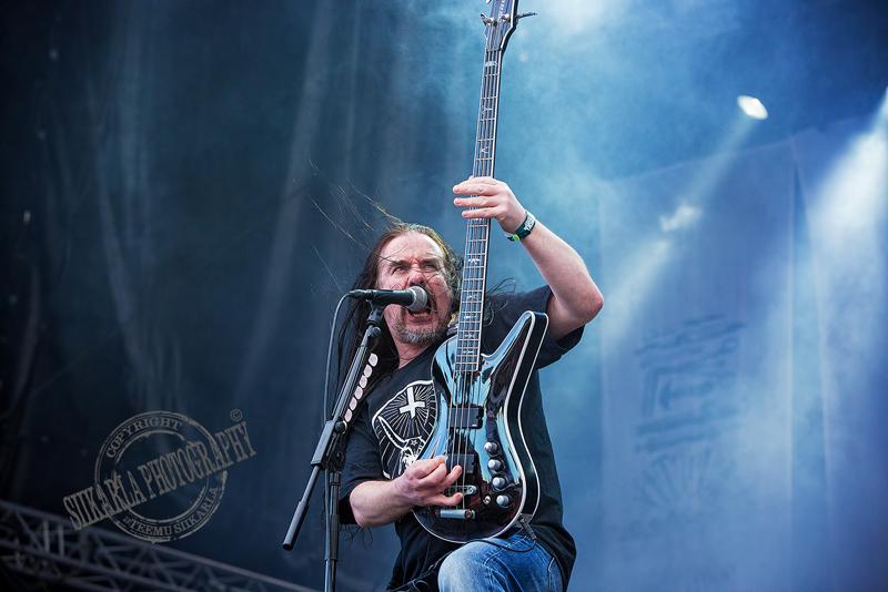 Death metal -jyrä Carcassin livevideoita katsottavissa Sweden Rockista