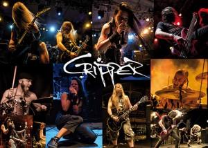 Cripper kiinnitetty Metal Blade Recordsille