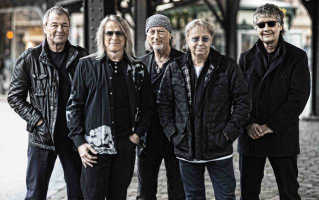Deep Purple ja Uriah Heep Suomeen kahdelle yhteiskeikalle ensi kesänä