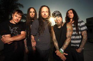 Kornin Jonathan Davis paljastaa suunnitelmia uuden albumin julkaisuajankohdasta