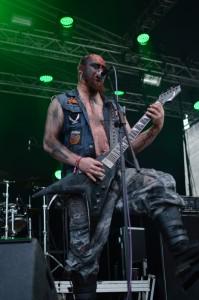 Mörbid Vomit Nummirock Live 2014