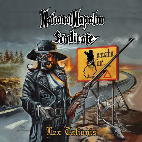 National Napalm Syndicate – Lex Talionis (EP)