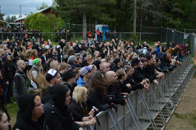 Nummirock 2014 Live