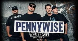 Pennywise julkaisee uuden albuminsa heinäkuussa