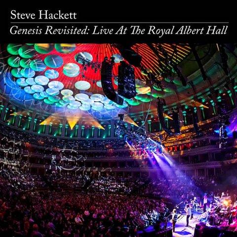 Steve Hackett – Genesis Revisited: Live At The Royal Albert Hall (DVD)