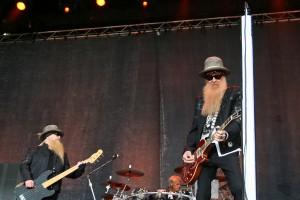 ZZ Top, Ben Miller Band, Melrose & Ben Granfelt @ Raatin Stadion, Oulu 13.6.2014