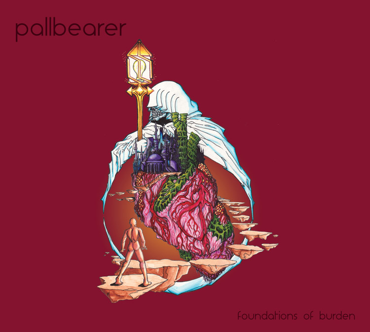"The new Pallbearer song ""The Ghost I Used To Be"" now up on Soundclou"