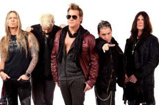 "Showpainija Chris Jerichon yhtye julkaisi uuden singlen ""Nowhere To Run"""