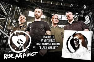 Rise Against skaban voittajat