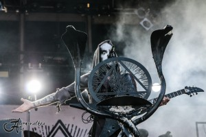 Behemoth With Full Force Live 2014