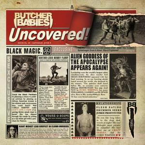 Butcher Babies Uncovered 2014